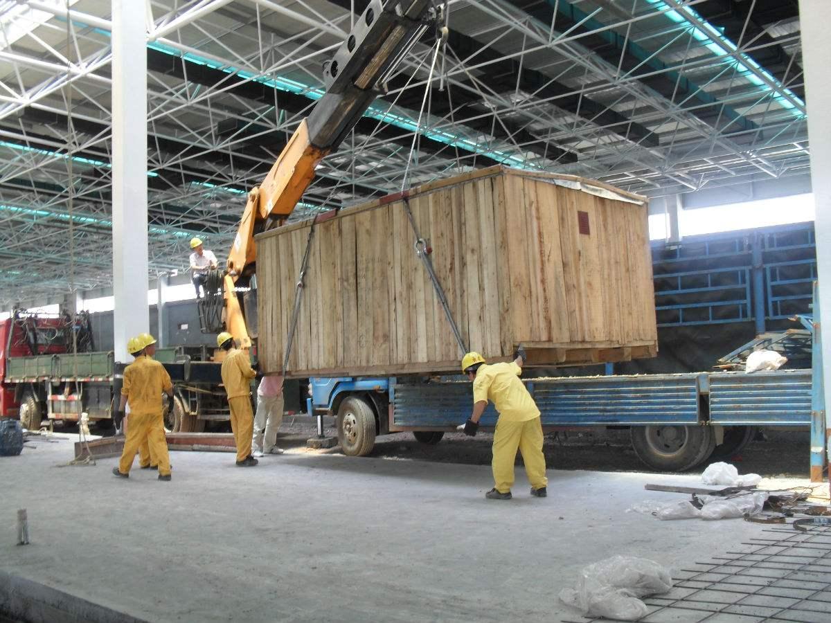 千亿国际qy966_加工中心类设备搬迁