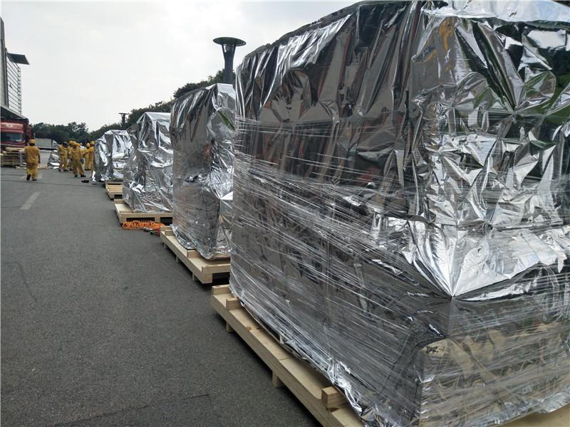 千亿国际qy966_北京京东方精密设备真空包装作业