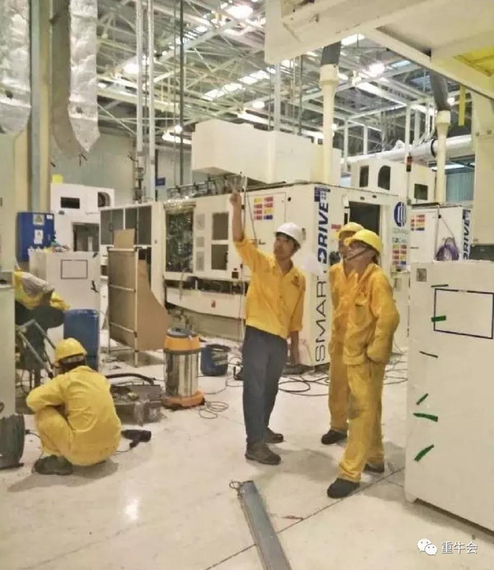 千亿国际_湖南长沙广汽菲克发动机部GSE项目安装改造工程